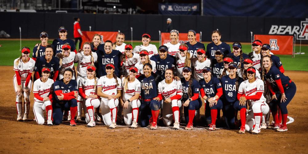 Team USA vs. Arizona