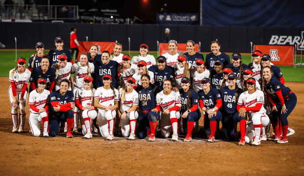 Team USA vs. Arizona