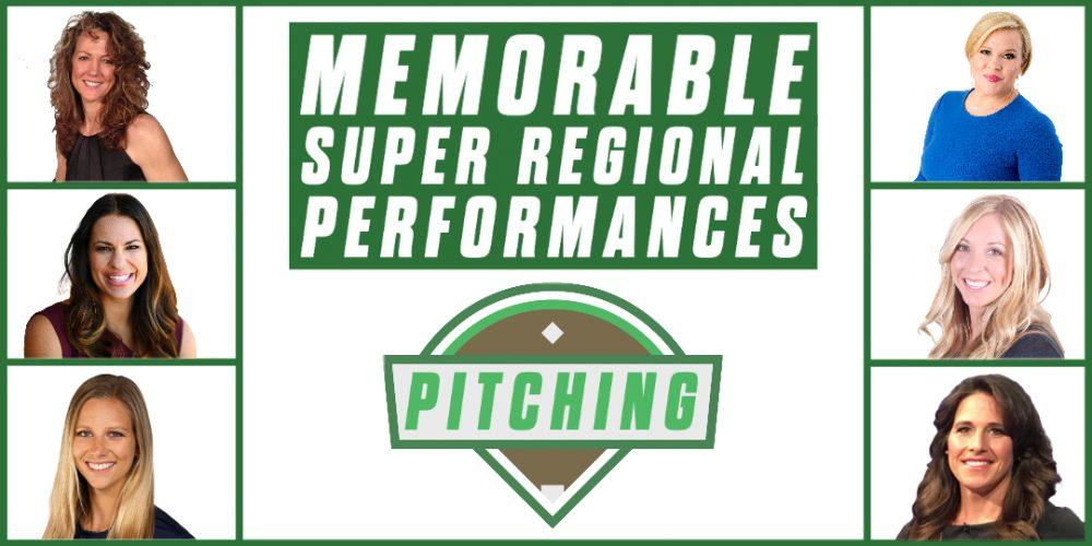 Memorable Super Regional - Pitching (2)