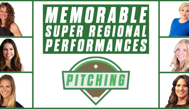 Memorable Super Regional - Pitching (2)