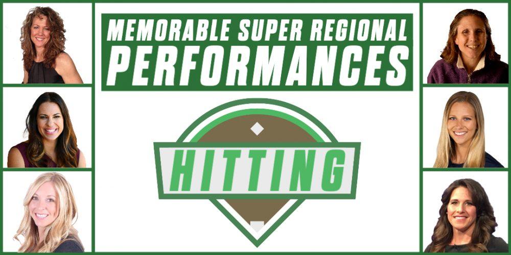 Memorable Super Regional - Hitting