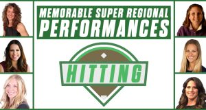 Memorable Super Regional - Hitting