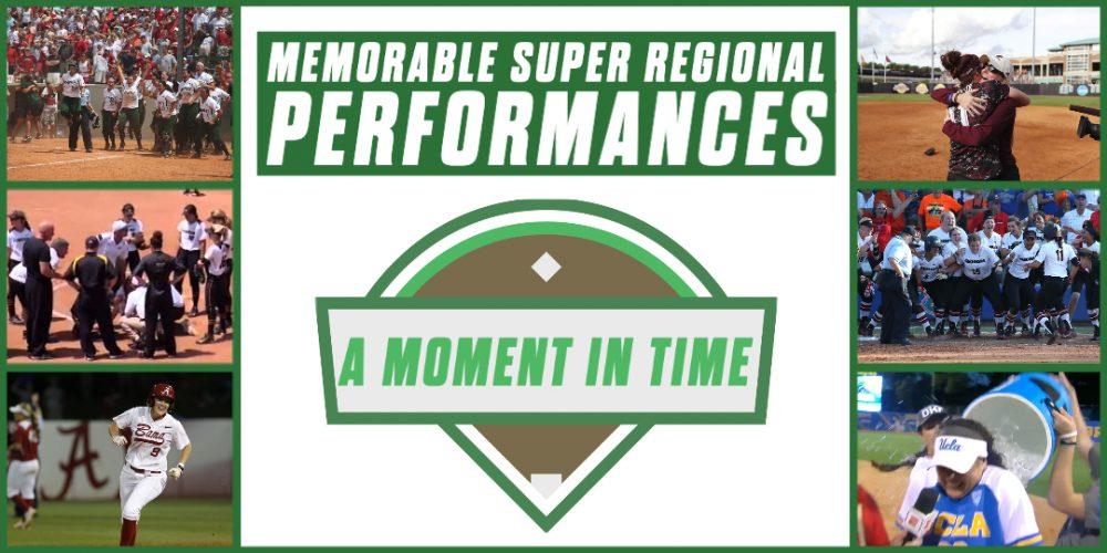 Memorable Super Regional - Moment In Time