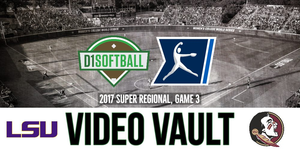 Video Vault LSU vs FSU