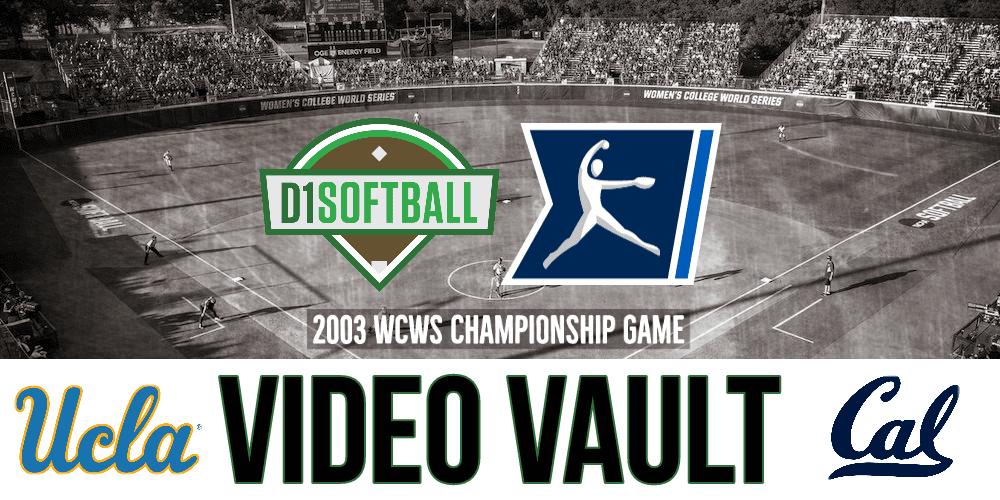 Video Vault UCLA CAL