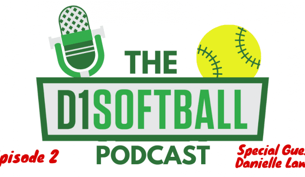 D1Softball Podcast - Episode 2