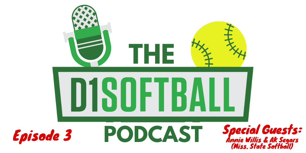 D1Softball Podcast for Website - Episode 3