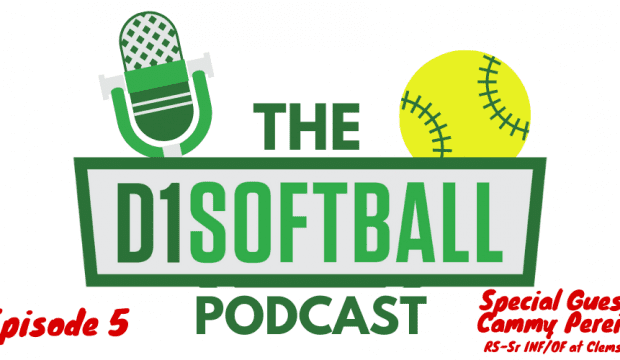 D1Softball Podcast for Website - Episode 5