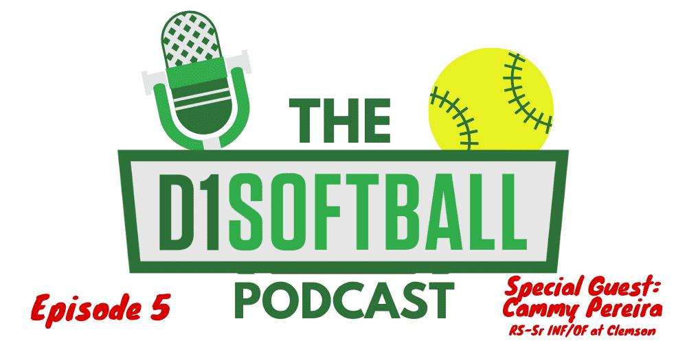 D1Softball Podcast for Website - Episode 5