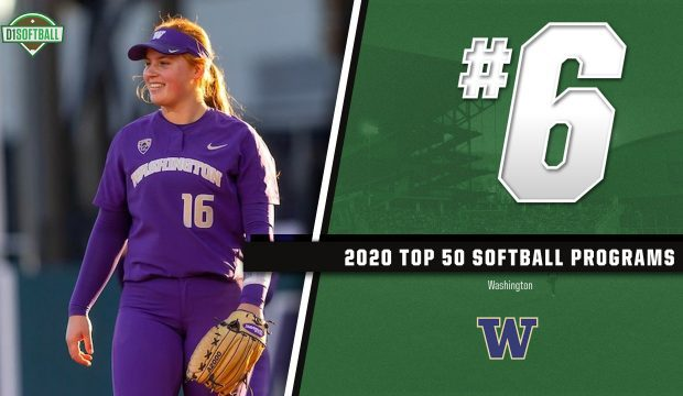 06. Washington Softball