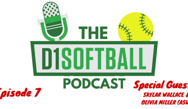 D1Softball Podcast for Website - Episode 7