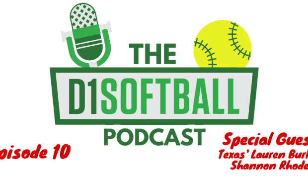 D1Softball Podcast for Website - Episode 10