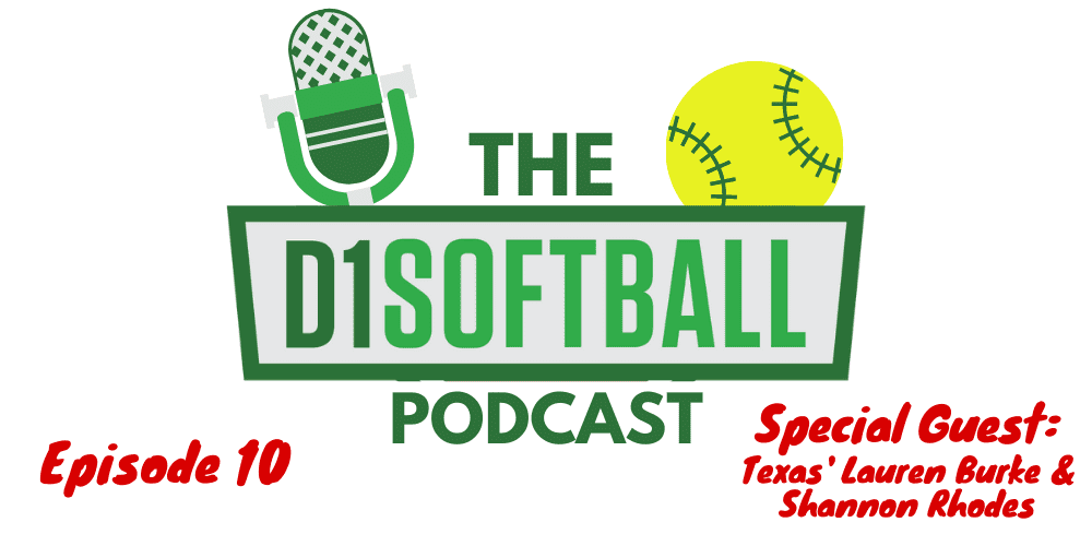 D1Softball Podcast for Website - Episode 10